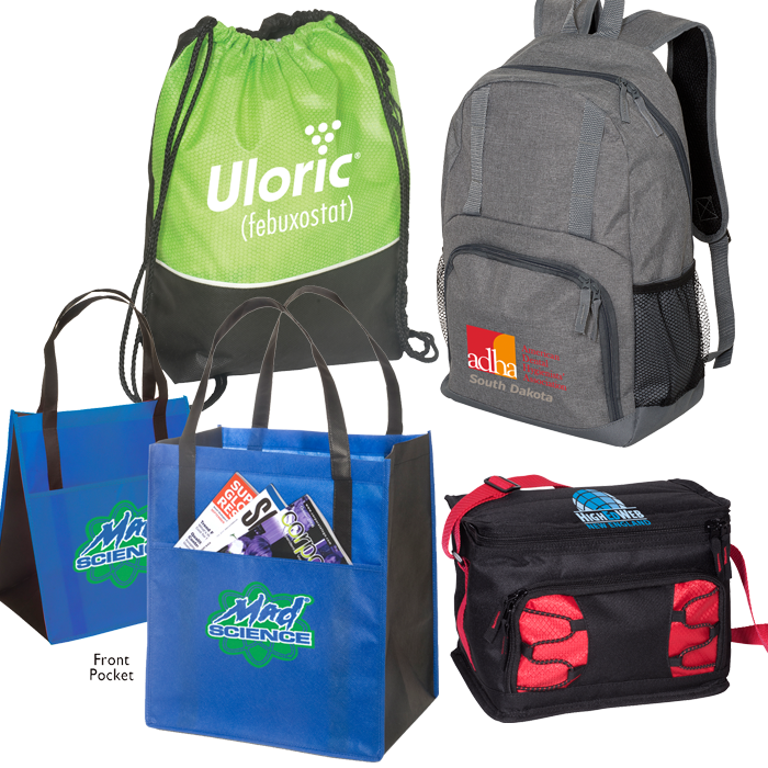 Promotional Bags | Custom Backpacks | Personalized Tote bags