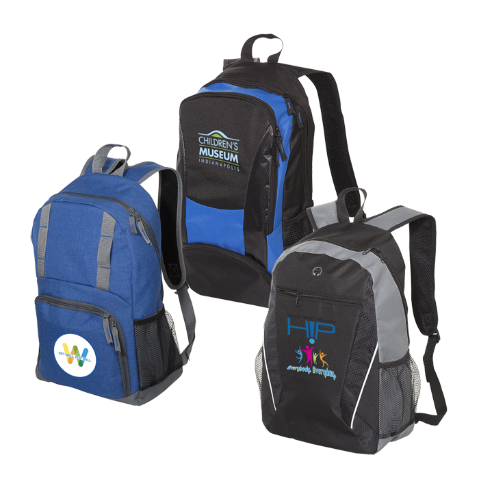 Custom Backpacks | Personalized Backpacks | Promotional Sling Bags