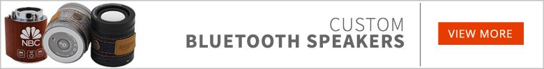 Custom Bluetooth Speakers