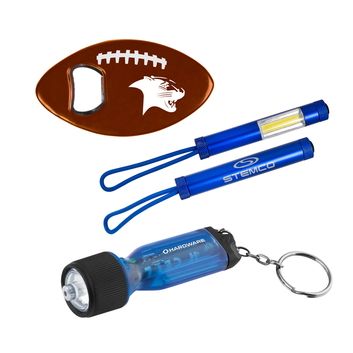 Custom Bottle Openers | Personalized Flashlights | Promotional Tools