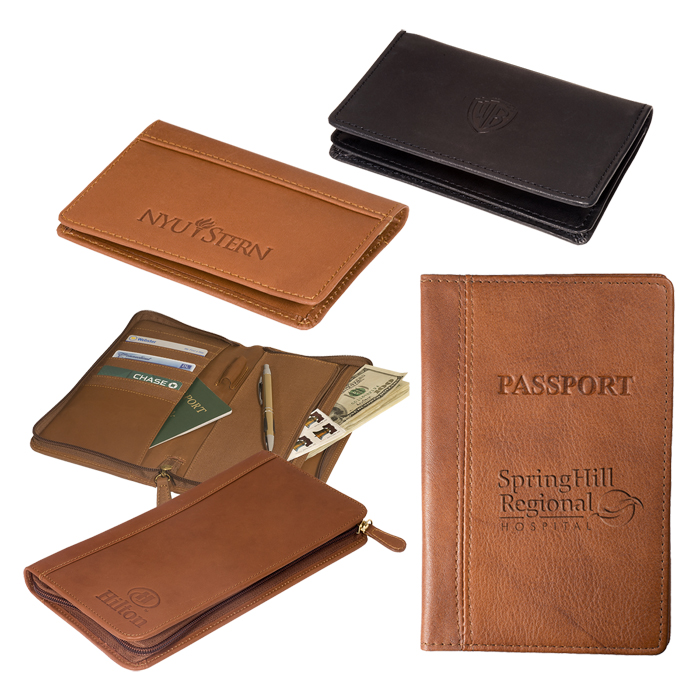 Promotional Travel Card Case & Custom Business Card Case