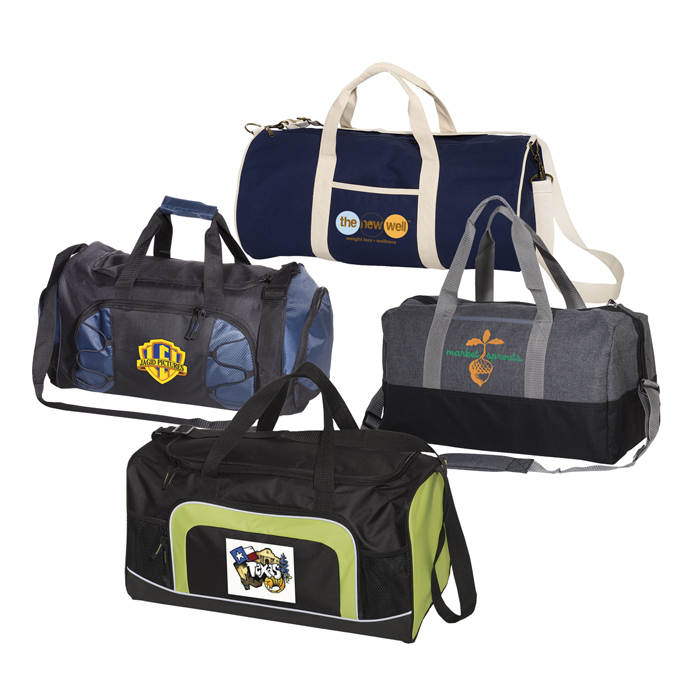 Personalized Duffle Bags | Custom Sports, Gym Duffel Bags