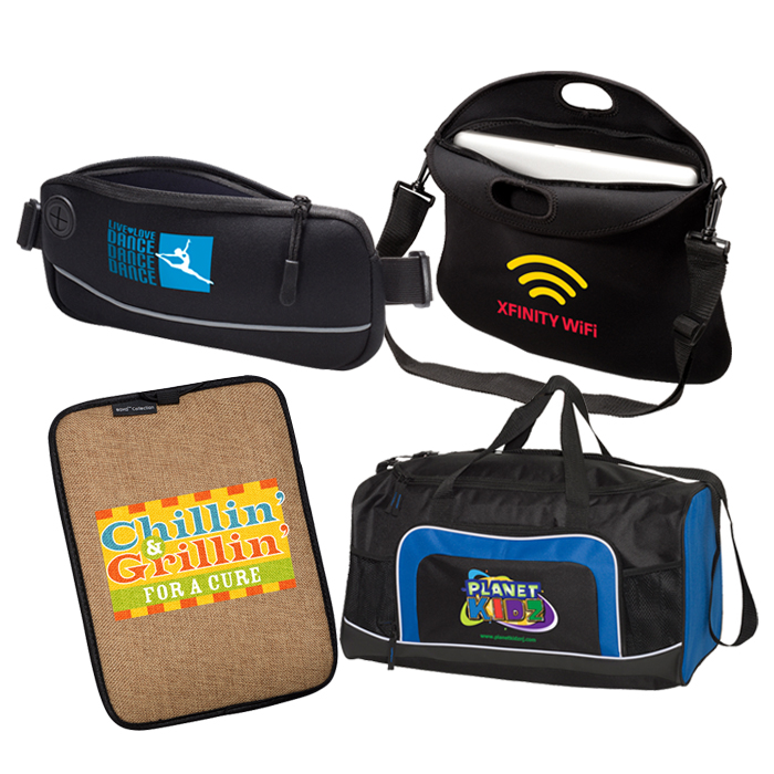Custom Luggage, Promotional Travel Bags, Garment Bags with Logo