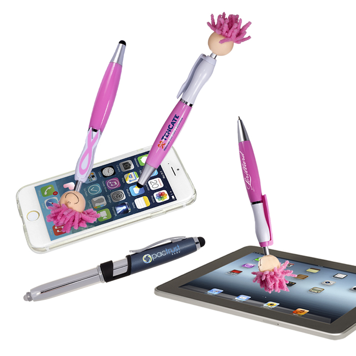 Promotional Light Pens | Custom Multi-Function Pens | Personalized Tool Pens