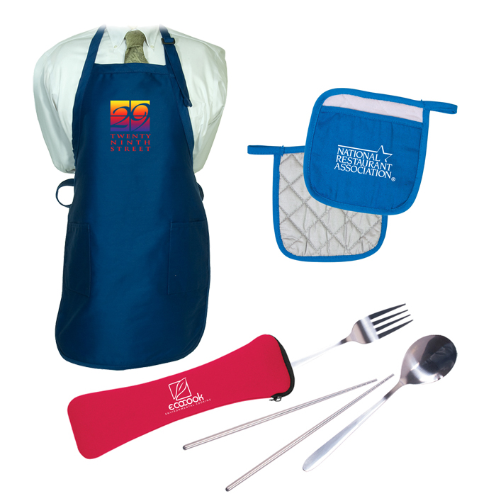 Promotional Kitchen Items | Custom Home Products with Company Logo