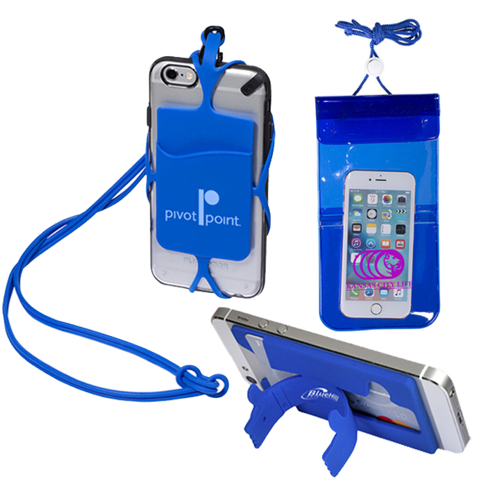 Custom Phone Cases | Promotional Phone Holders & Stands with Logo