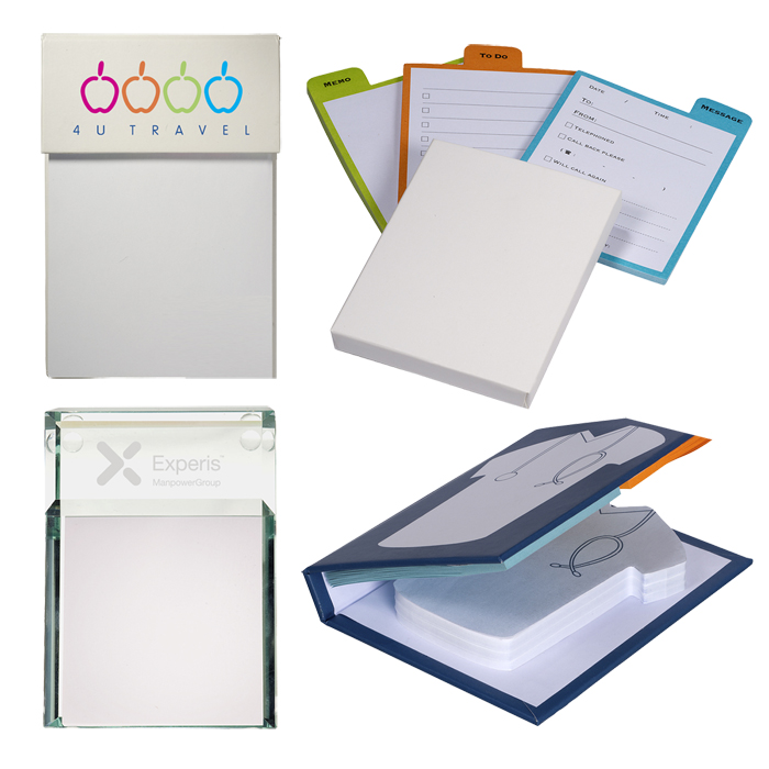 Custom Sticky Notes, Notepads and Promotional Post-it Notes
