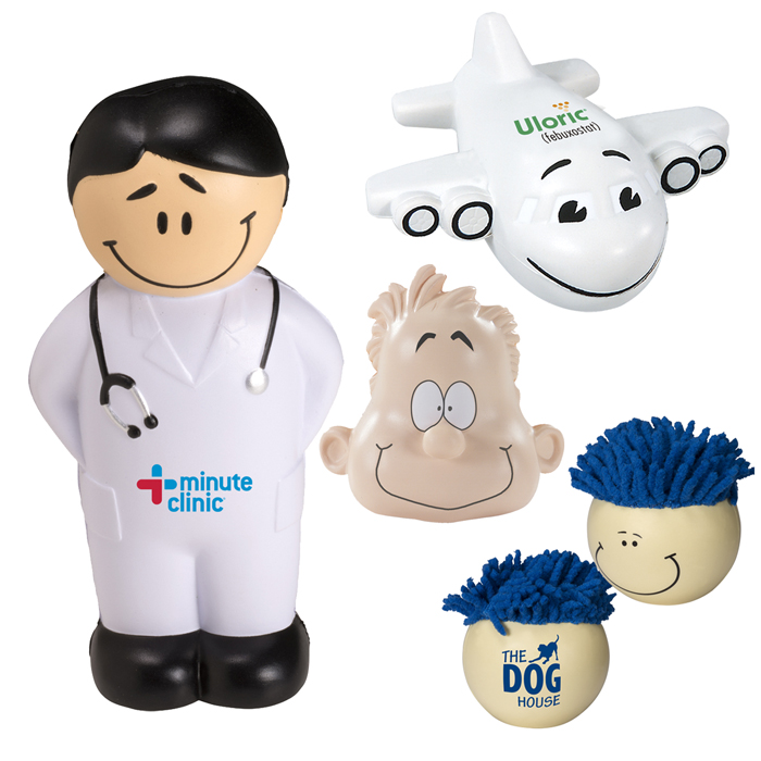 Custom Stress Balls | Promotional Stress Balls | Custom Stress Relievers