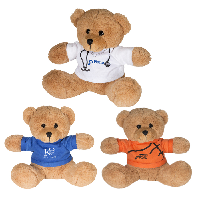Custom Stuffed Animals, Promotional Plush toys with Logo
