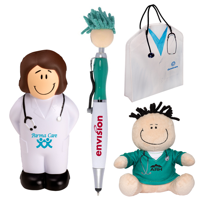 Gift Ideas and Promotional Items for National Doctors' Day