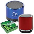Custom Headphones, Promotional Speakers, Logo Earbuds, Personalized Headsets & Earphones