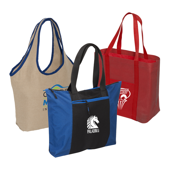 Custom Tote Bags | Personalized Tote Bags | Promotional Shopping Bags