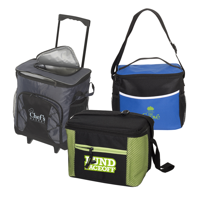 Personalized Lunch Bags | Custom Coolers | Promotional Bags