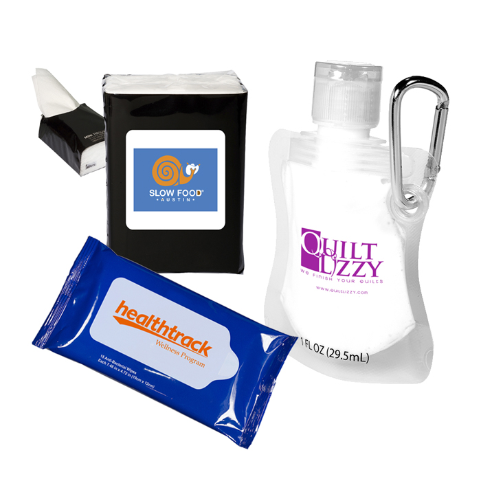 Promotional Sunscreen, Custom Lotion & Hand Sanitizer with Custom Label or Logo