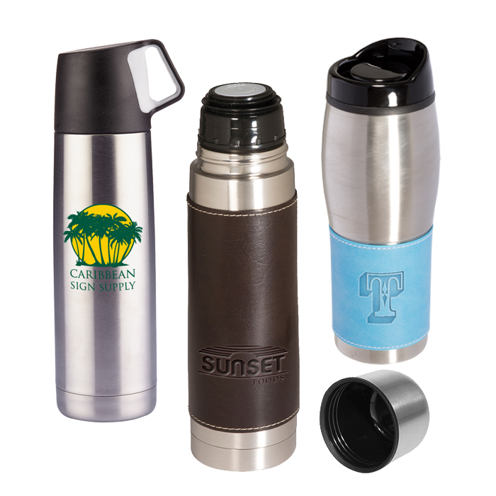 Custom Travel Mugs & Tumblers | Personalized Promotional Mugs With Logo