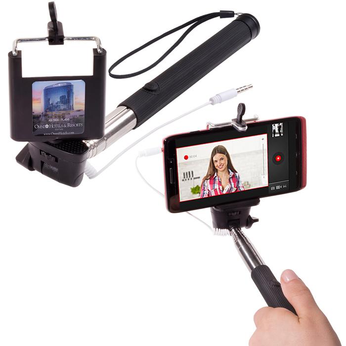 Custom Selfie Stick | Branded Selfie Stick | Promotional Selfie Stick
