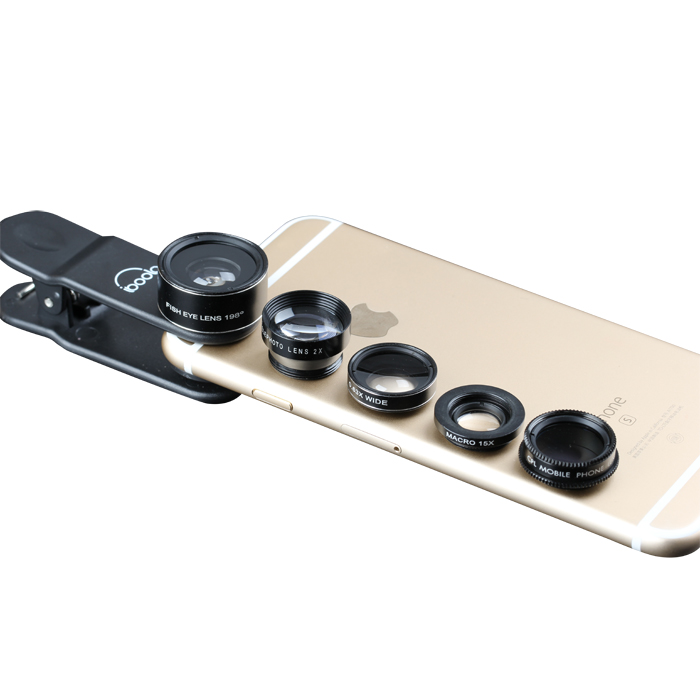 Promotional Smartphone Camera Lens | Custom Universal Smartphone Lens Kit