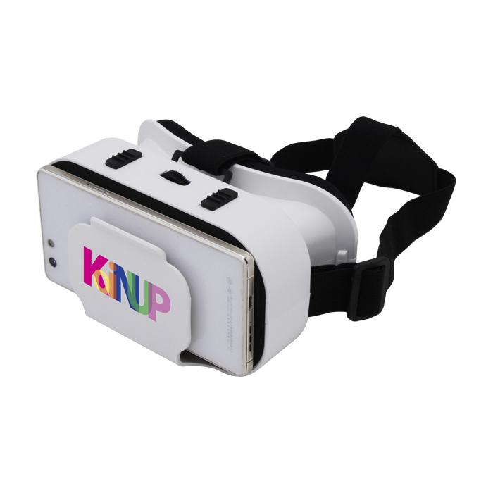 Custom Google Cardboard | Promotional Branded VR Glasses, VR Headset, VR Goggle, Giveaway