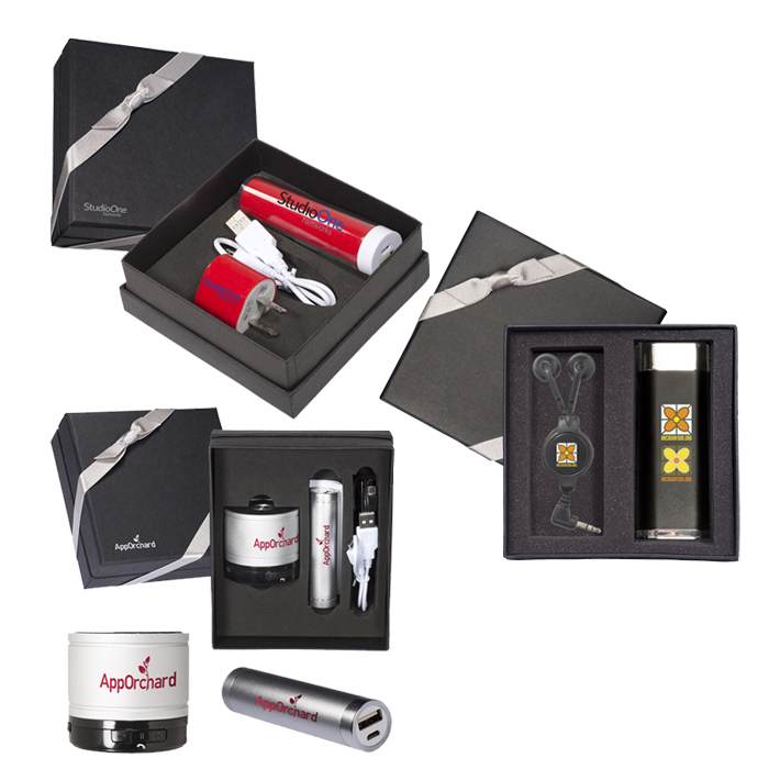 Tech Promotional Items, Tech Promo Gift Sets, Tech Gift Sets