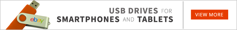 Promotional USB Drives for Smartphones, Tablets | Custom USB Drives