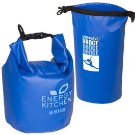 "5L Waterproof Dry Bag - 13.75""h x 7""dia - Domestic Inventory"