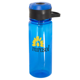 Tritan™ Bottle with Hook - 24 oz. - Domestic Inventory