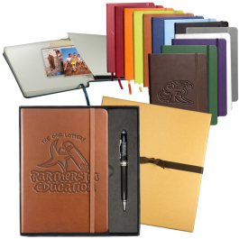 Tuscany™ Journal Notebook & Executive Stylus Pen Set - Domestic Inventory