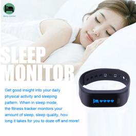 Bluetooth Fitness & Health Tracker