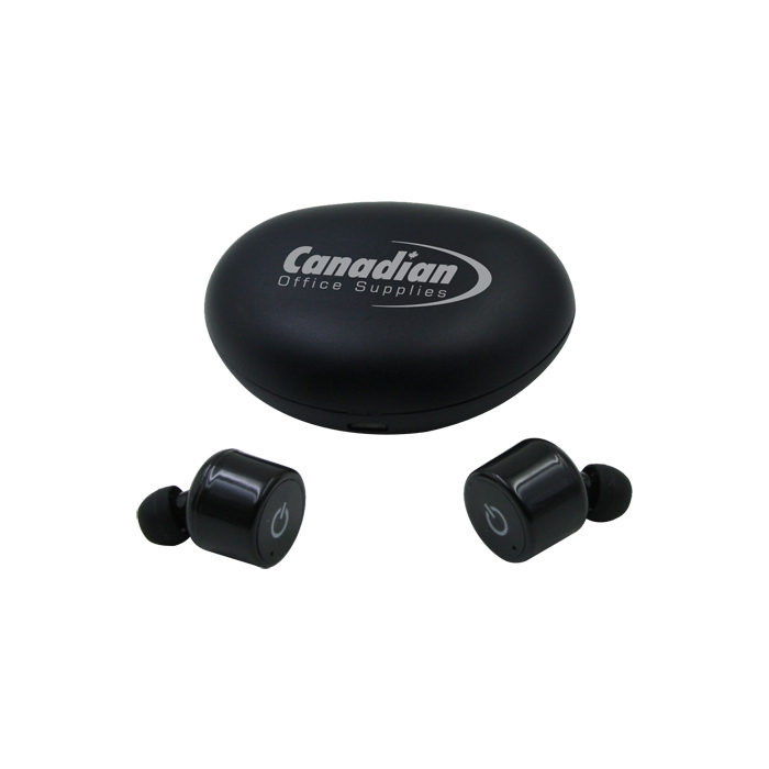 branded tws true wireless stereo bluetooth earbuds with. Black Bedroom Furniture Sets. Home Design Ideas