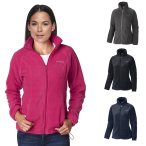 Columbia® Ladies' Benton Springs™ Full-Zip Fleece