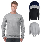 Gildan® Heavy Blend™ Classic Fit Adult Crewneck Sweatshirt - 8 oz