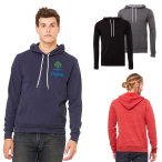Bella+Canvas® Unisex Pullover Fleece Hoodie