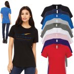Bella+Canvas® Ladies Relaxed Fit Jersey Tee
