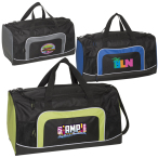 "Ultimate Sport Duffel Bag - 9.5""w x 3.75""h"
