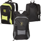 "Color Shock Backpack - 12""w x 18""h x 6.9""d"