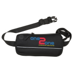 "Neoprene Running Waist Pack Belt - 9.5:w x 3.75""h"