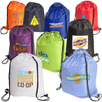 "Ultra-Light String-A-Sling Backpack - 13""w x 16""h"