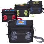 "Diamond Lunch Cooler Bag - 10.5""w x 6.5""h x 6.75""d"