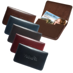 "Soho™ Magnetic Card Case -  3.875""w x 2.5""h x 0.5""d"