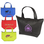 """Budget Non-Woven Cooler Tote - 11.4"""" W x 6.88"""" H x 4.13"""" D"""