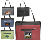 "Big Event Tote - 21"" W x 15"" H x 5"" D"