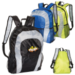 "Blake Backpack - 11.4"" W x 17.3"" H x 5"" D"