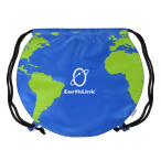 "Global Drawstring Backpack - 17"" W x 14.5"" H"