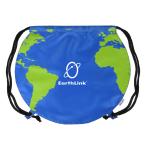 "Global Drawstring Backpack - 17"" W x 14.5"" H"