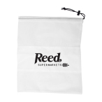 "Mesh Drawcord Bag - 13"" W x 15"" H"