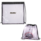 """All Access Drawstring Backpack - 12"""" W x 12"""" H"""