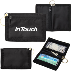 ID Wallet W/Key Ring
