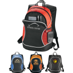 "Boomerang Backpack - 17.5"" H X 12"" W X 7"" D"