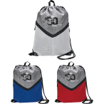 "Voyager Drawstring Sportspack - 18"" H X 15"" D"