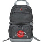 "Wenger Pro 15"" Computer Backpack - 17"" H X 5.5"" W X 11.5"" D"